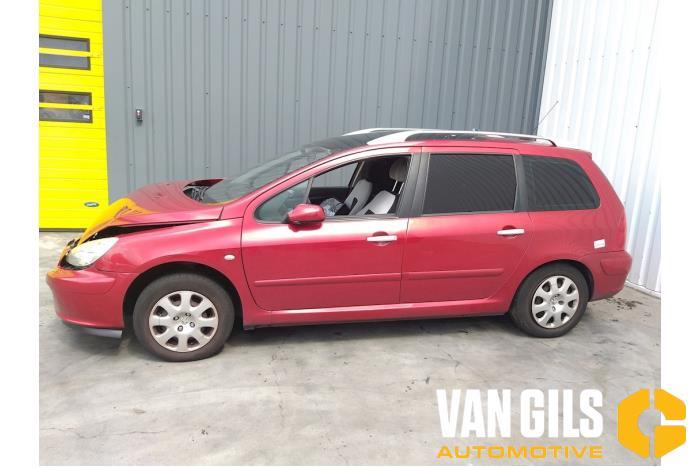 Peugeot 307 2003  NFU 13