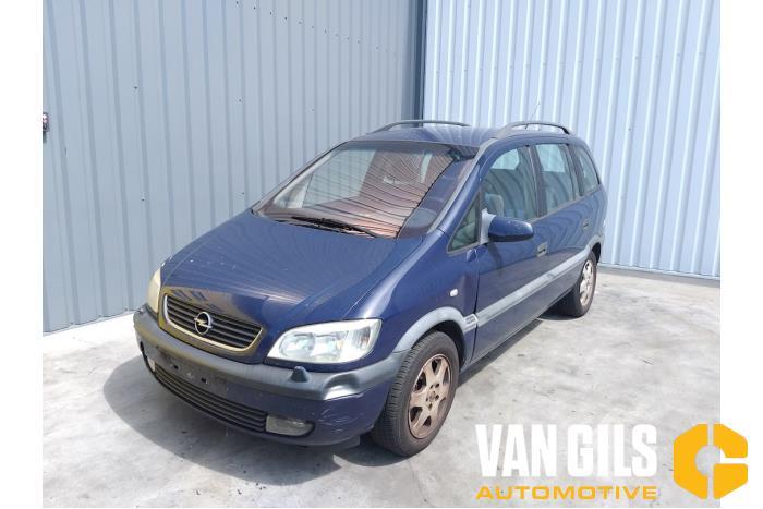 Opel Zafira 2000  Z18XE 4