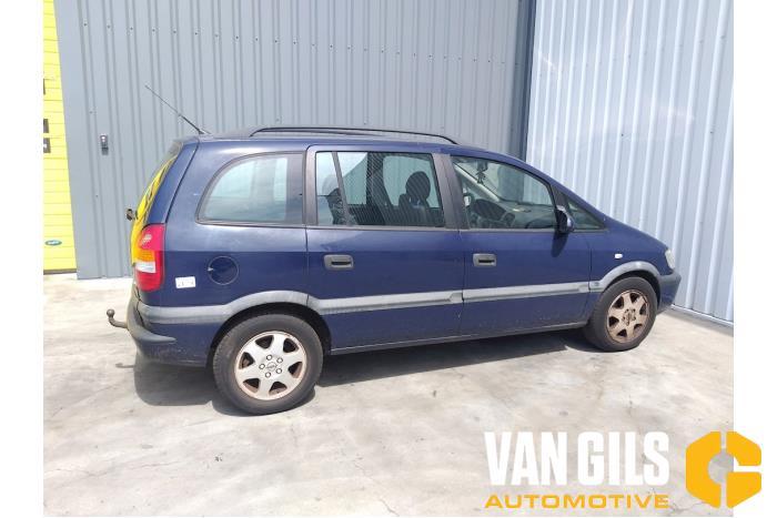 Opel Zafira 2000  Z18XE 11