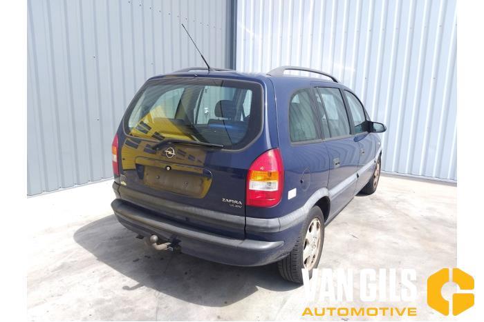Opel Zafira 2000  Z18XE 10