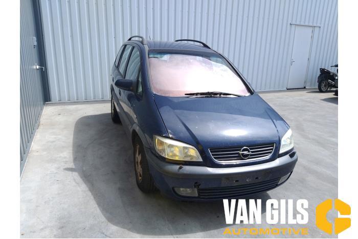 Opel Zafira 2000  Z18XE 3