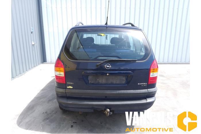 Opel Zafira 2000  Z18XE 8
