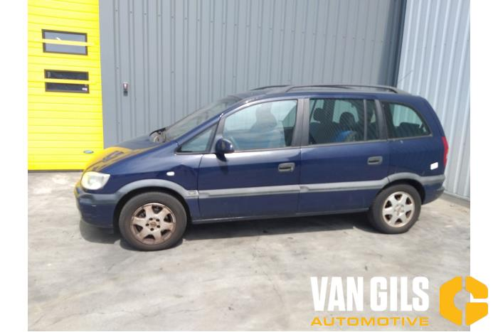 Opel Zafira 2000  Z18XE 5