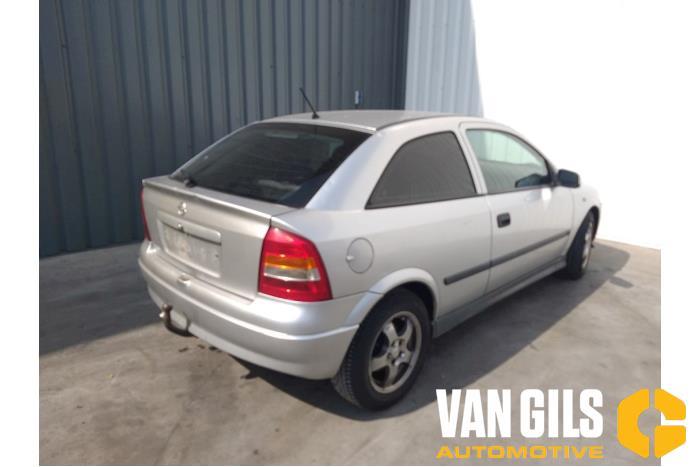 Opel Astra G 98- 2001  4
