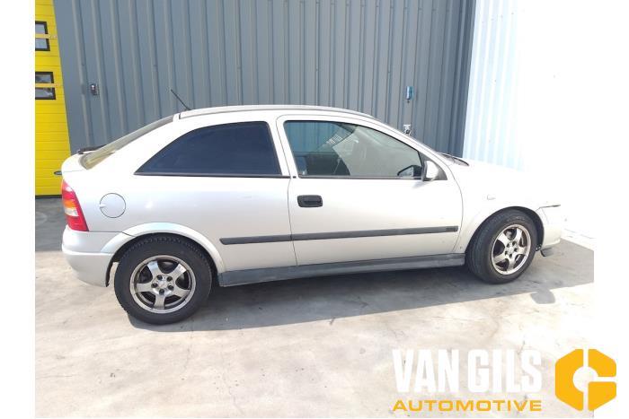 Opel Astra G 98- 2001  5