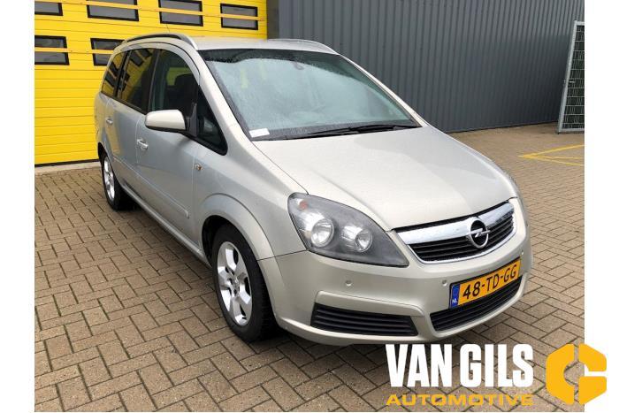 Opel Zafira 2006  3