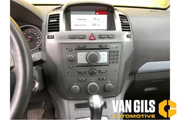 Opel Zafira 2006  14