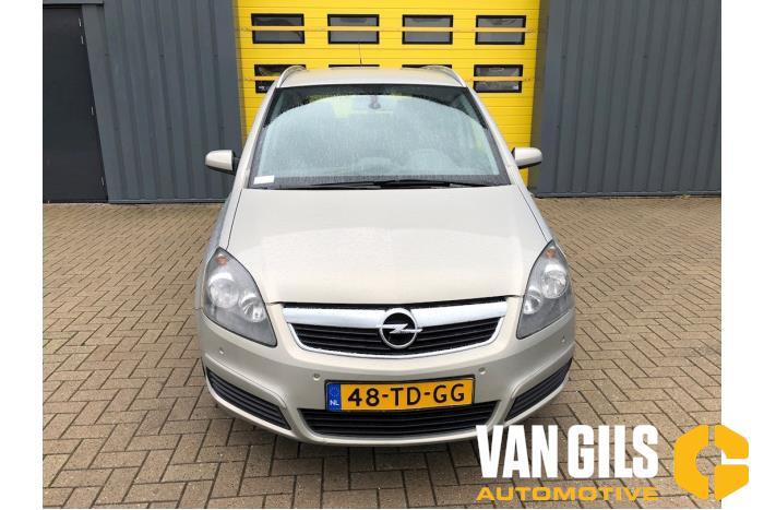 Opel Zafira 2006  1