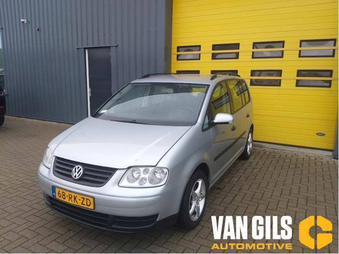 Volkswagen Touran 2004  AVQ 5