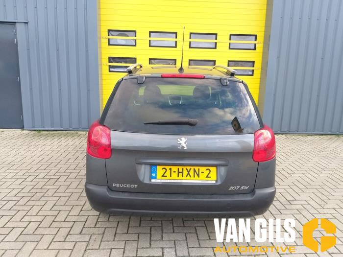 Peugeot 207 2009  9HZ 3