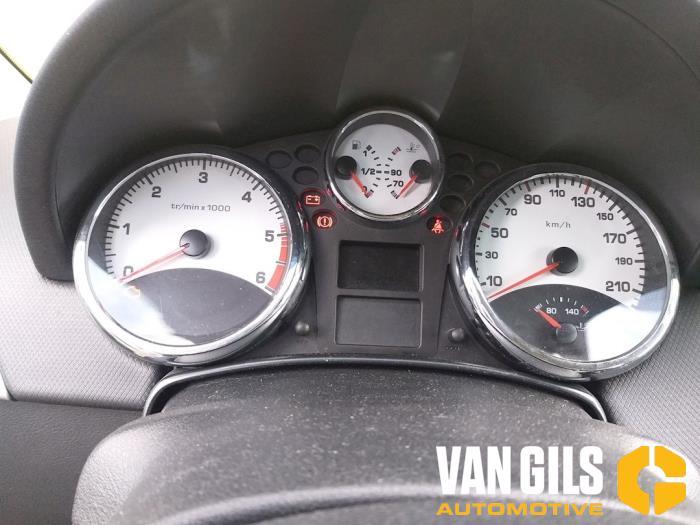 Peugeot 207 2009  9HZ 13
