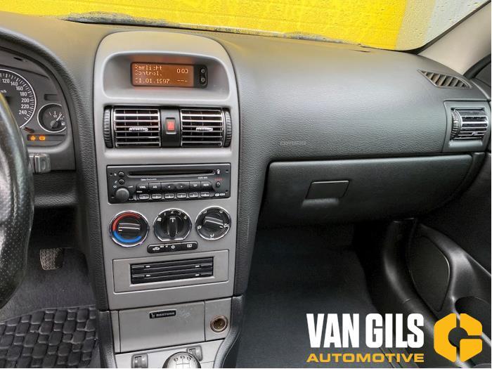 Opel Astra 2001  Z22SE 16