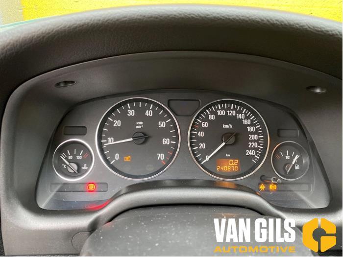 Opel Astra 2001  Z22SE 15