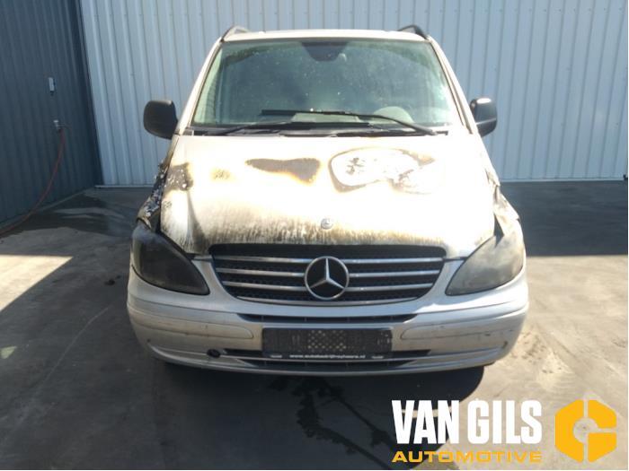 Mercedes Vito 2006  OM646982 3