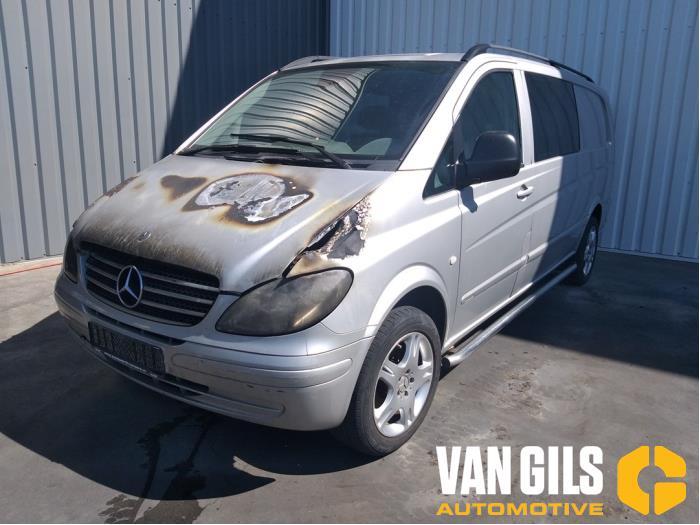 Mercedes Vito 2006  OM646982 9