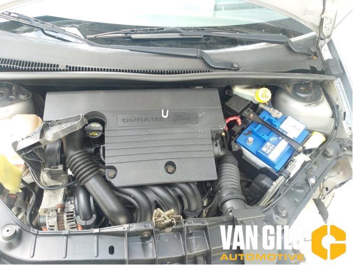 Ford Fiesta 2002  FXJA 8