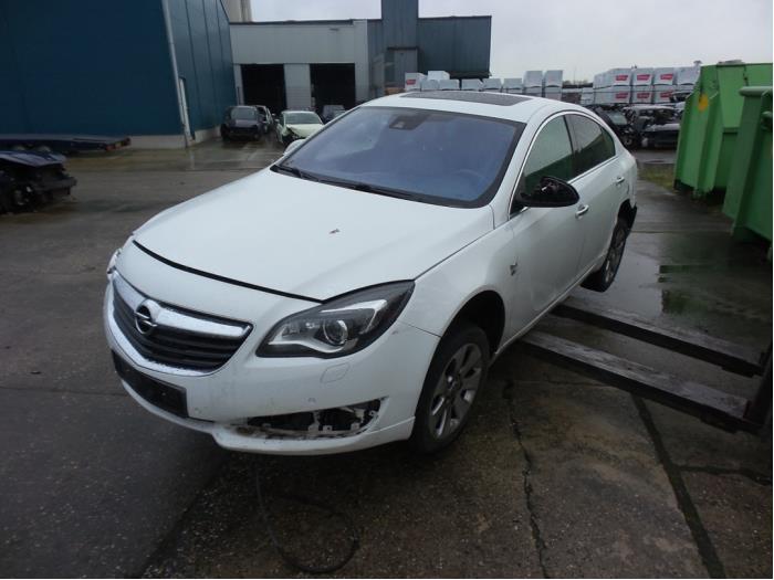 Opel Insignia van 2014 met 149022 kilometer