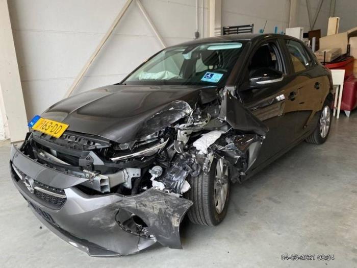 Opel Corsa F 19- van 2020 met 1725 kilometer