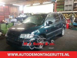 Demontage auto Mitsubishi Space Wagon 1998-2004 191549