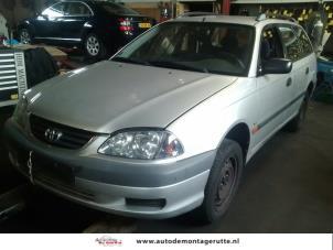 Demontage auto Toyota Avensis 1997-2003 191606