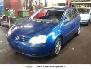 Demontage auto Volkswagen Golf 2003-2010 193471