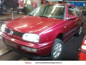 Demontage auto Volkswagen Golf 1997-1997 193677