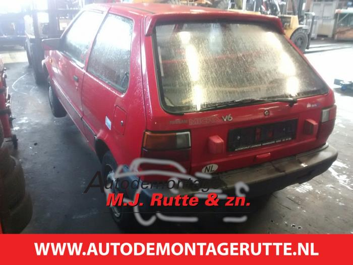 Demontageauto Nissan Micra 1982 1992 194093 4
