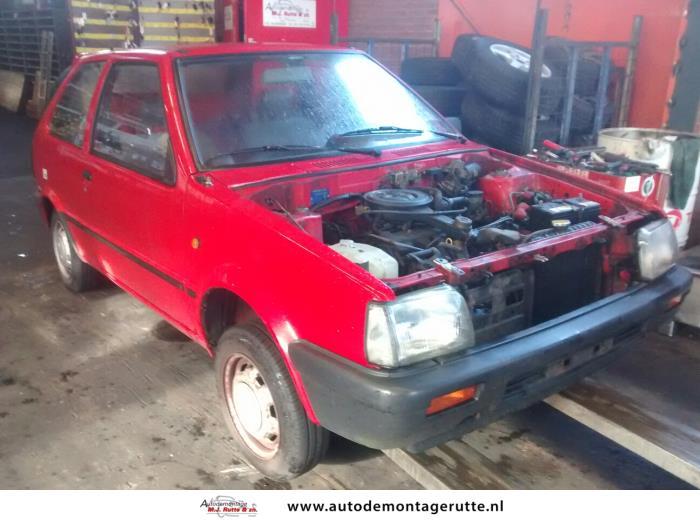 Demontageauto Nissan Micra 1982 1992 194093 2