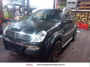 Demontage auto Ssang Yong Rexton 2002-2006 200254