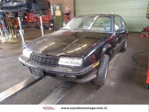 Demontage auto Chevrolet Beretta 1990-1990 201335