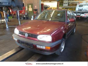 Demontage auto Volkswagen Golf 1991-1997 202022