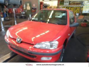 Demontage auto Peugeot 106 1996-2004 202075