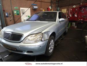 Demontage auto Mercedes S-Klasse 1998-2005 202700