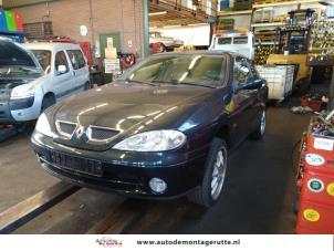 Demontage auto Renault Megane 1996-2003 203523