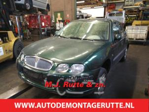 Demontage auto Rover 25 1999-2005 203675