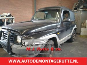 Demontage auto Ssang Yong Korando 1996-2006 203882
