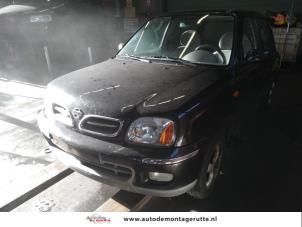 Demontage auto Nissan Micra 1992-2003 204072