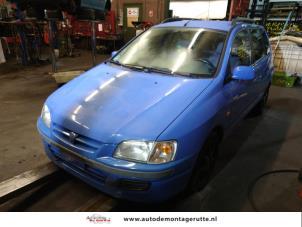 Demontage auto Mitsubishi Space Star 1998-2004 204567