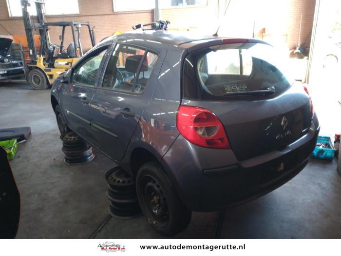 Demontageauto Renault Clio 2005 2014 204665 2