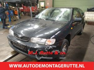 Demontage auto Nissan Almera 1995-2000 210116
