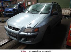 Demontage auto Mitsubishi Space Star 1998-2004 210140