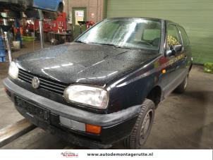 Demontage auto Volkswagen Golf 1996-1996 210432