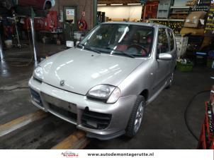 Demontage auto Fiat Seicento 1997-2010 210584
