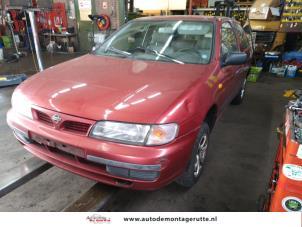 Demontage auto Nissan Almera 1995-2000 210667