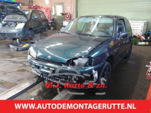 Demontage auto Toyota Starlet 1996-1999 210736