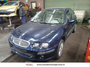 Demontage auto Rover 25 1999-2005 210769
