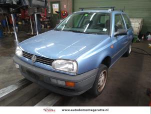 Demontage auto Volkswagen Golf 1991-1997 210770