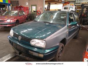 Demontage auto Volkswagen Golf 1991-1997 210988