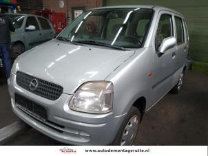 Demontage auto Opel Agila 2000-2007 211206