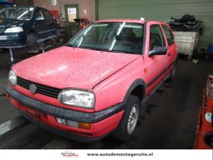 Demontage auto Volkswagen Golf 1991-1997 211262